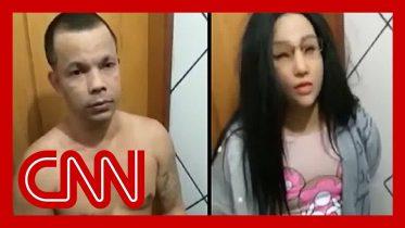 Gang leader's foiled prison break goes viral 6
