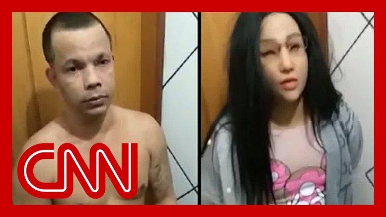 Gang leader's foiled prison break goes viral 1