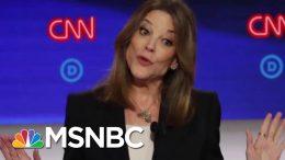 Debate Night 1's Winner (According To The Internet) | Deadline | MSNBC 9