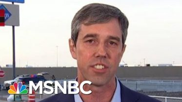 Beto O'Rourke: El Paso Made Safer, Stronger Because Of Immigrants | Morning Joe | MSNBC 6