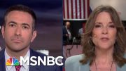 2020 Dem Marianne Williamson Addresses Vaccination Controversy | The Beat With Ari Melber | MSNBC 4