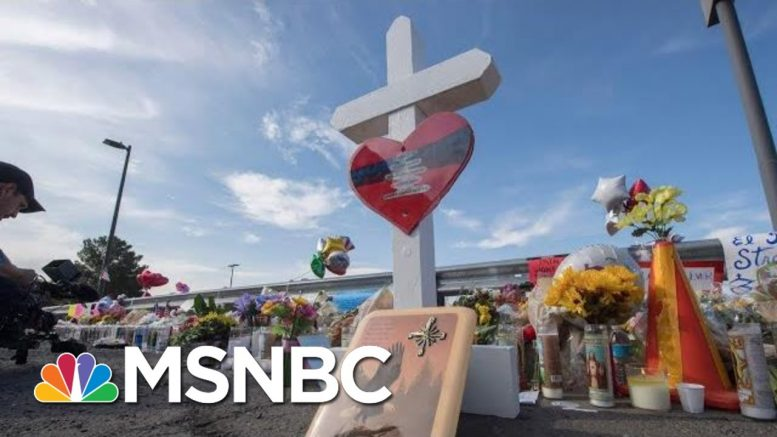 El Paso Hospital Confirms Increased Death Toll From Mass Shooting | Andrea Mitchell | MSNBC 1