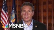 NY Gov. On Getting Comprehensive Gun Reform Passed | Velshi & Ruhle | MSNBC 3