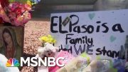 On Mass Shootings, 'The Silence Is Deafening.' | MTP Daily | MSNBC 3