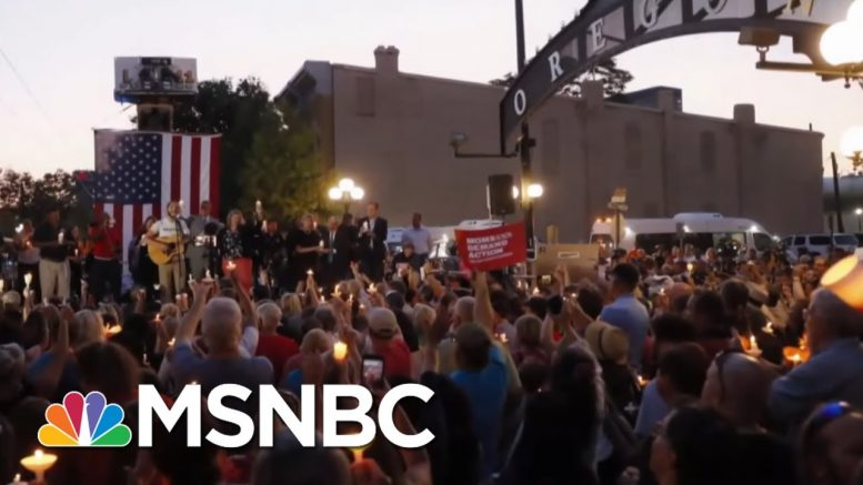 2 American Cities. 13 Hours. This Is A Country In Crisis. | Deadline | MSNBC 1