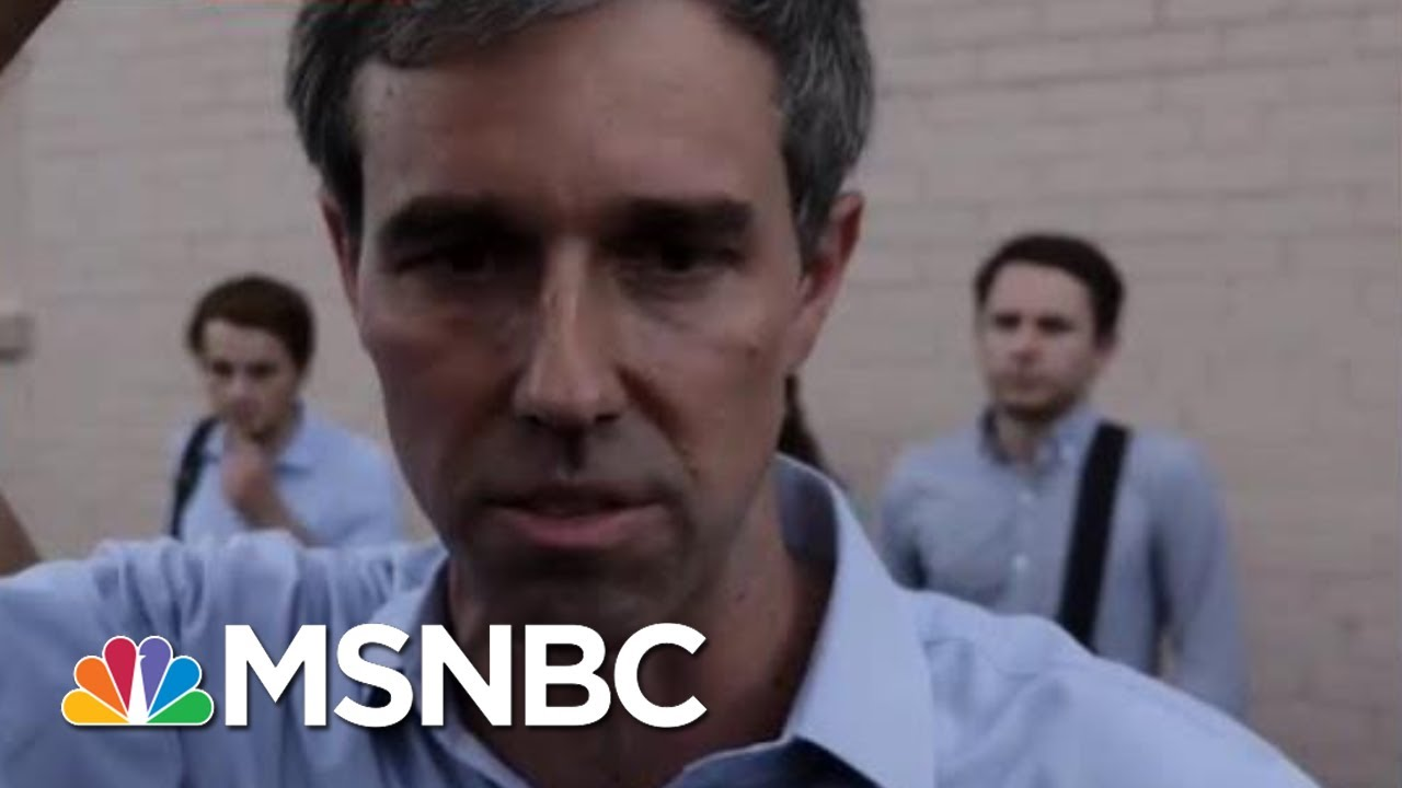 Beto O'Rourke Says What All Of Us Are Thinking | Deadline | MSNBC 1