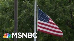 White Nationalist Domestic Terror Reaches Crisis Point For U.S. | Rachel Maddow | MSNBC 4