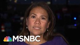 President Donald Trump Anti-Immigrant Language Taints Outreach To El Paso | Rachel Maddow | MSNBC 6