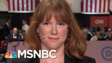 Full Bedingfield: Biden Won't Take 'Distortions Of His Record Lying Down' | MTP Daily | MSNBC 1