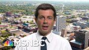 Pete Buttigieg Urges Americans To Press Senators To Act | Morning Joe | MSNBC 4