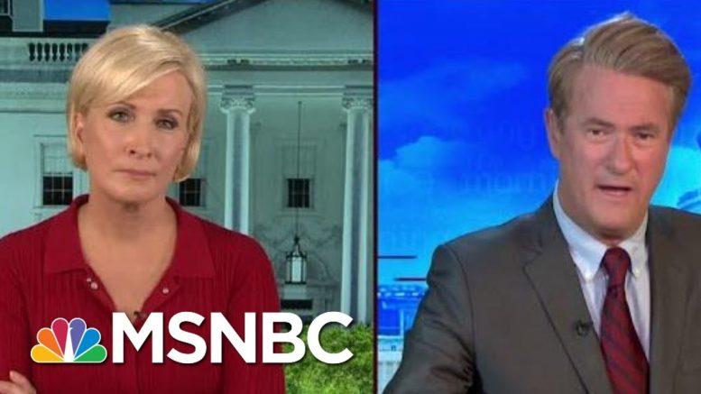 Joe: US Must Show Donald Trump White Supremacy A Dead-End Road | Morning Joe | MSNBC 1