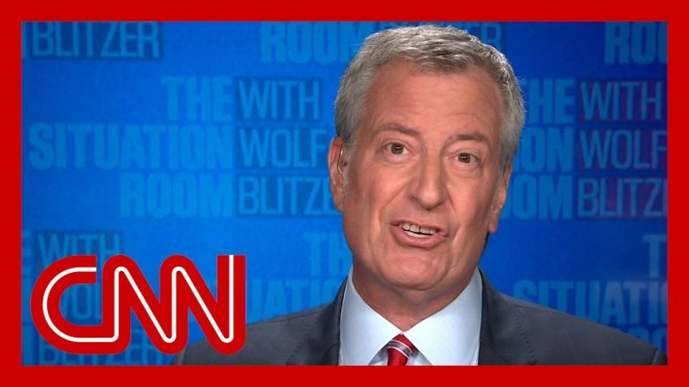 De Blasio: McConnell is being called 'Massacre Mitch' for a reason 1