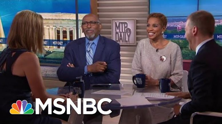 Full Panel: Dems Spar Over Direction Of Party During Tuesday Debate | MTP Daily | MSNBC 1