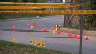 Toronto communities react to string of long weekend shootings 6