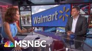 NYT Columnist Asks Walmart CEO To Use His Clout To Curb Gun Violence | Velshi & Ruhle | MSNBC 5