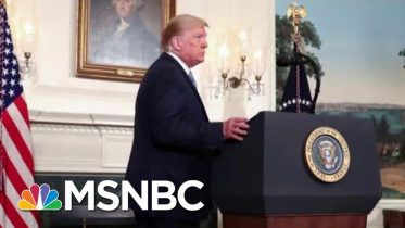 #ForFactsSake: President Trump's Words And Actions On Guns Don't Match | Velshi & Ruhle | MSNBC 5