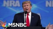 What Makes The NRA So Powerful? | Velshi & Ruhle | MSNBC 2