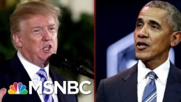 Dividers Keep On Dividing | Deadline | MSNBC 9