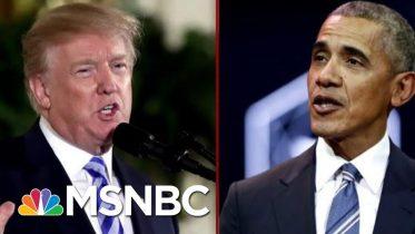 Dividers Keep On Dividing | Deadline | MSNBC 6