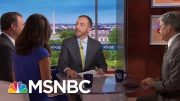 Unpacking The Trump Presidency: 'How Can You Say It's Working?' | MTP Daily | MSNBC 4