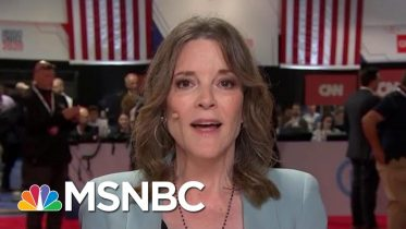 Marianne Williamson Apologizes For Calling Depression 'A Scam' | The Beat With Ari Melber | MSNBC 10