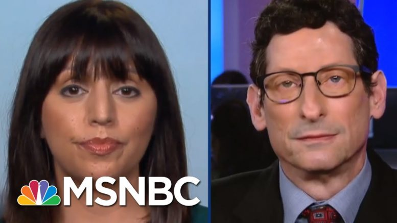 Crime Expert: Crimes Spike Around Trump's Election And Rhetoric | The Beat With Ari Melber | MSNBC 1
