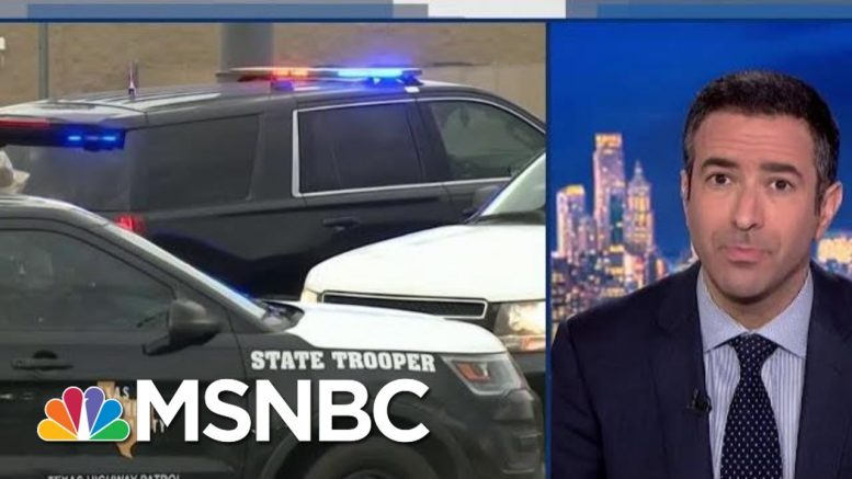 Feds: Time To Fight Domestic Terror Like We Fought 9/11 Terror | The Beat With Ari Melber | MSNBC 1