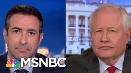 Critics Blast Moscow Mitch For Undermining Gun Safety, Democracy | The Beat With Ari Melber | MSNBC 4