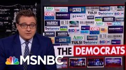 Breaking Through The Democratic Primary Narratives   All In   MSNBC 9
