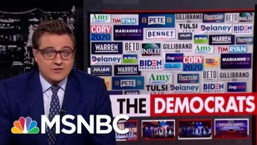Breaking Through The Democratic Primary Narratives | All In | MSNBC 10