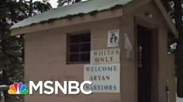 Legal Strategy Has Proven Record Against White Supremacist Groups | Rachel Maddow | MSNBC 2