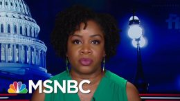 The Challenges In Fighting White Nationalism, Domestic Terrorism - The Day That Was | MSNBC 4