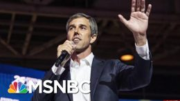 President Donald Trump Tells Beto To 'Be Quiet' Ahead Of El Paso Visit | Morning Joe | MSNBC 9