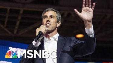President Donald Trump Tells Beto To 'Be Quiet' Ahead Of El Paso Visit | Morning Joe | MSNBC 6