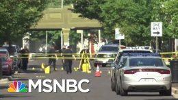 GOP Congressman Backs Assault-Weapon Ban | Morning Joe | MSNBC 6