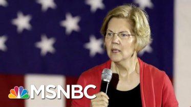 Sen. Elizabeth Warren Gains In 2020 Poll After Debate   Morning Joe   MSNBC 6