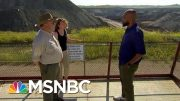 Series Of Coal Bankruptcies Roils Miners | All In | MSNBC 4