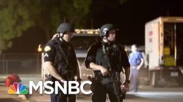 FBI Investigating TX And CA Shootings As Domestic Terrorism | Velshi & Ruhle | MSNBC 8