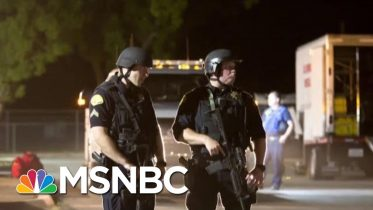 FBI Investigating TX And CA Shootings As Domestic Terrorism | Velshi & Ruhle | MSNBC 6