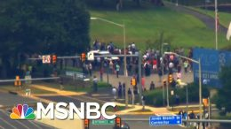 USA TODAY Bureau Chief Says Virginia Building Evacuated | MSNBC 7