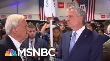 Bill De Blasio Wants To 'Tax The Hell' Out Of The Rich | MSNBC 5