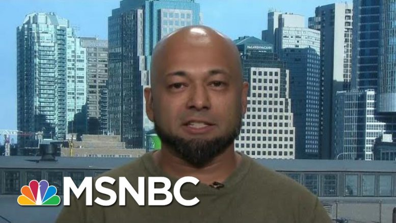 Why Isn't The Gov't Identifying And Reforming Domestic Terrorists? | Velshi & Ruhle | MSNBC 1