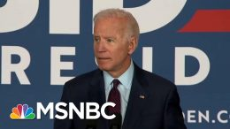 Joe Biden Calls Out Donald Trump For Lack Of 'Moral Leadership' | Deadline | MSNBC 7