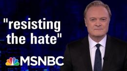 El Paso Residents, Officials Protest President Donald Trump Visit | The Last Word | MSNBC 9