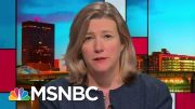 Divisive Donald Trump Presence Disrupts Dayton Community's Healing Unity | Rachel Maddow | MSNBC 4