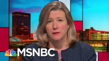 Divisive Donald Trump Presence Disrupts Dayton Community's Healing Unity | Rachel Maddow | MSNBC 6