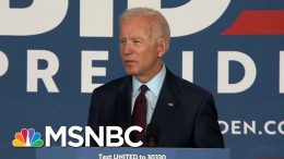 Joe Biden Delivers Blistering Rebuke Of President Donald Trump | Morning Joe | MSNBC 5