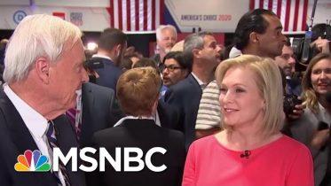 Kirsten Gillibrand: President Donald Trump Is Degrading Our Democracy   MSNBC 6