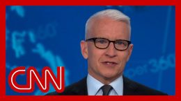 Anderson Cooper: Even pretending to care was too much for Trump 2