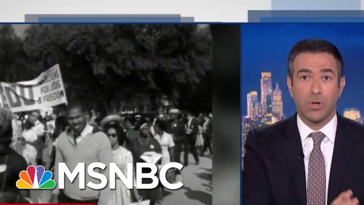 Exposed: Facts Prove White Supremacy Is Not A 'Hoax'   The Beat With Ari Melber   MSNBC 1